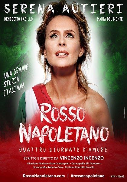 """""""ROSSO NAPOLETANO"""" regia di Vincenzo Incenzo"""