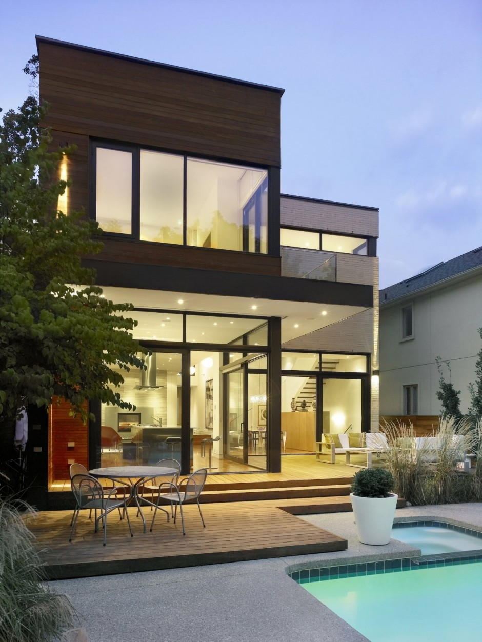 Nice house design toronto canada most beautiful houses for Modern beautiful house