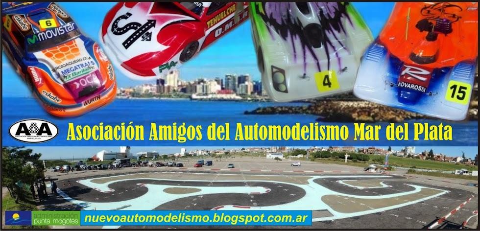Asosiacion Amigos  del  Automodelismo MdP