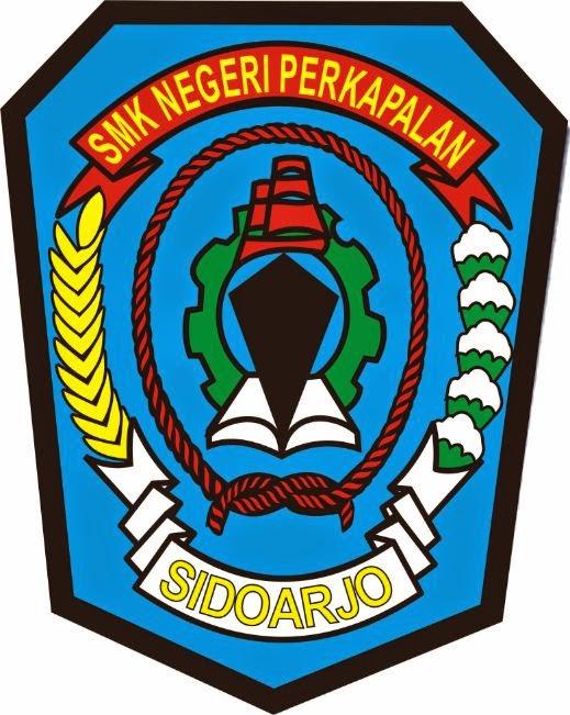 Logo SMKN 3 Buduran (Perkapalan) Sidoarjo