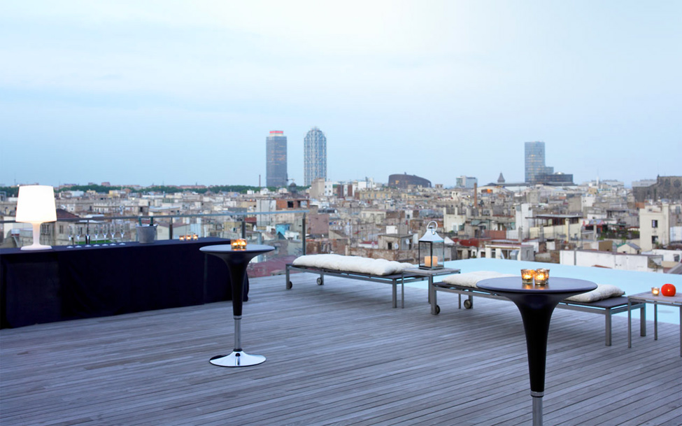 luxury hotel in barcelona