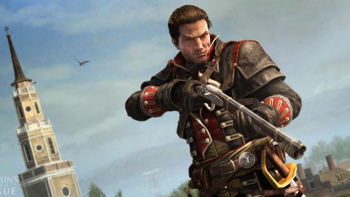 Tráler de historia de Assassin's Creed Rogue