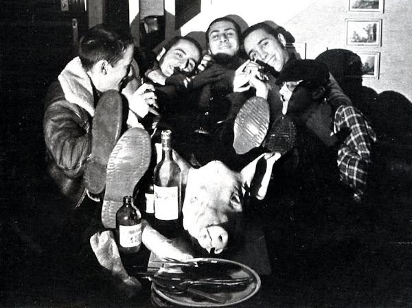 Paris mix 1982 Swingo porkies pas comme on les voit