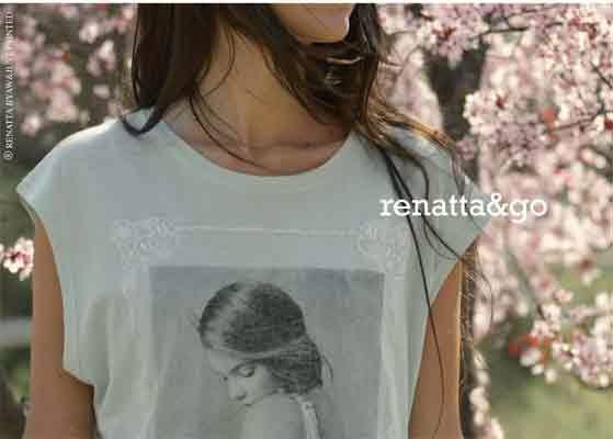 camiseta primavera renatta&go