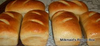 Nadine's Bread (Six Large Loaves)