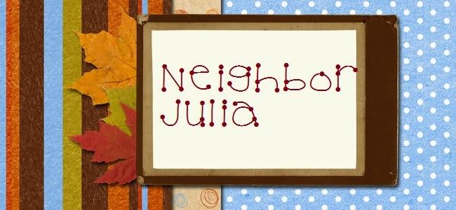 Neighbor Julia