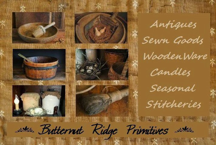 Butternut Ridge Primitives