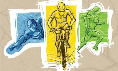 ironman triathlon experience blog tips run swim bike motivation