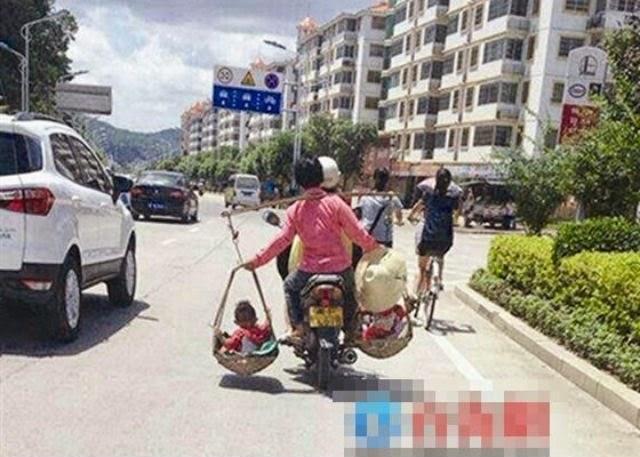 Naik Motor tanpa aturan