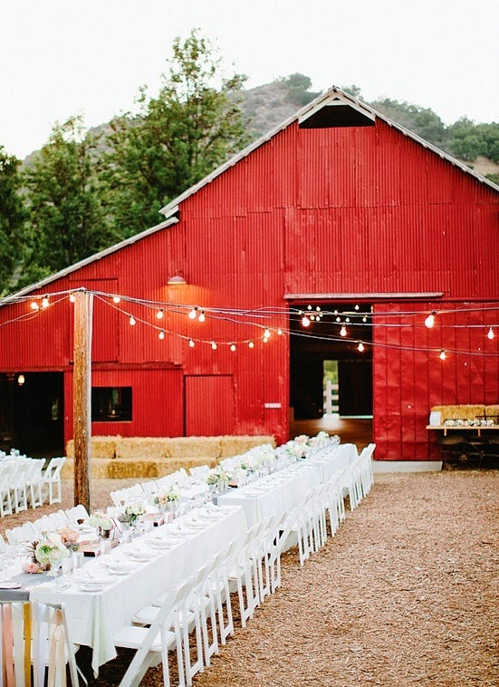 Barn wedding venues reading pa