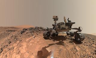 Rover en Marte
