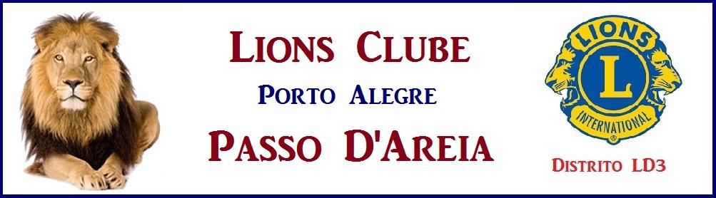 Lions Clube Porto Alegre Passo D'Areia