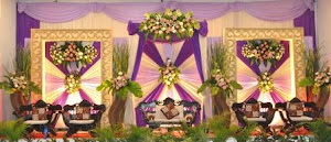 """Chantik Bunga Decoration"""