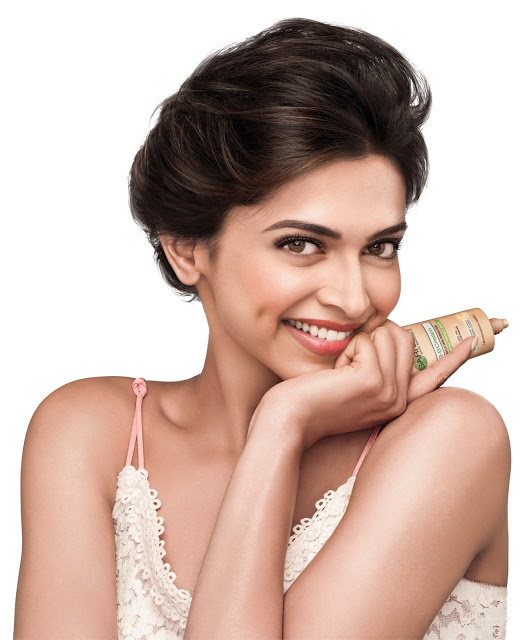 Garnier BB Cream Miracle Skin Perfector Deepika Padukone Indianblush
