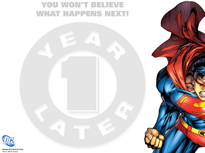 Comics: Superman One Year Later (2006) [98 MB | 8 CBRs | Español]