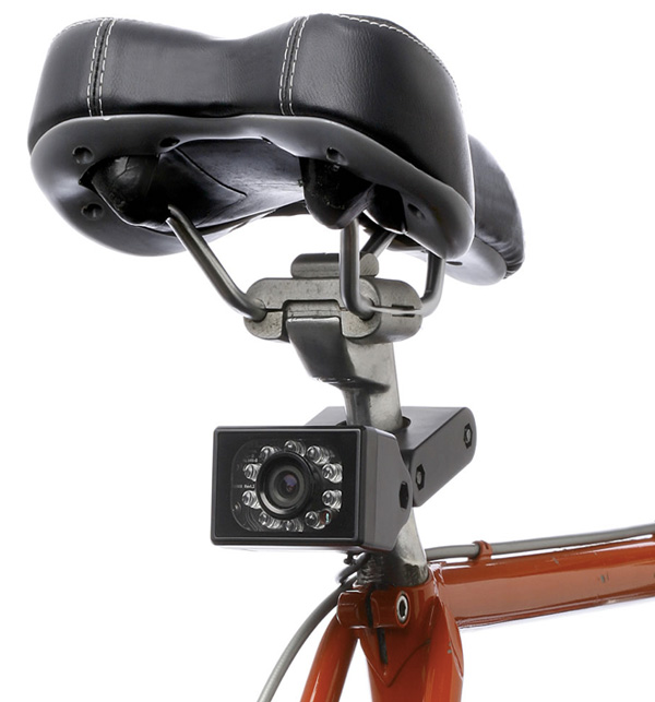 Hammacher Rearview Camera Light Camera Combo