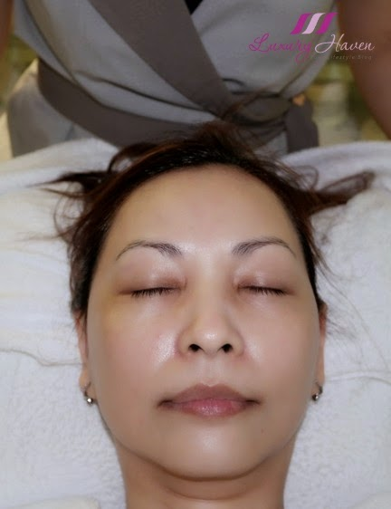 maria galland paris anti ageing collagen facial treatment