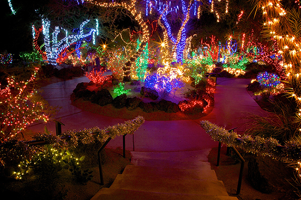 I Love Las Vegas Magazine Blog It 39 S Beginning To Look Like Christmas The Lights Are Being