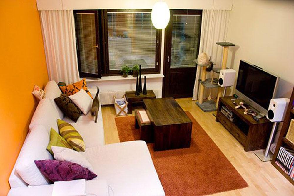 Decorao Escolhendo Sof Para Sala Pequena Cores Da Casa