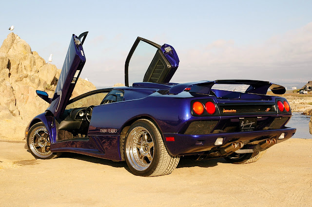Lamborghini Diablo Twin Turbo