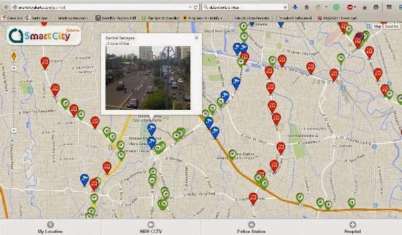 Cara Cek Lokasi Real Bus TransJakarta Melalui Smartphone