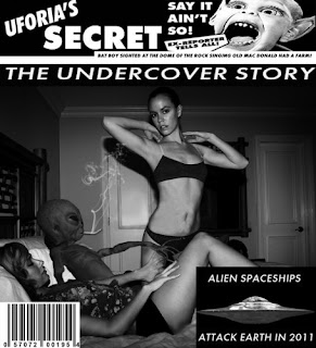 ground zero: uforia's secret - the undercover story
