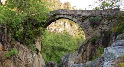 Parque Nacional da Peneda-Gerês, Ponte da Misarela
