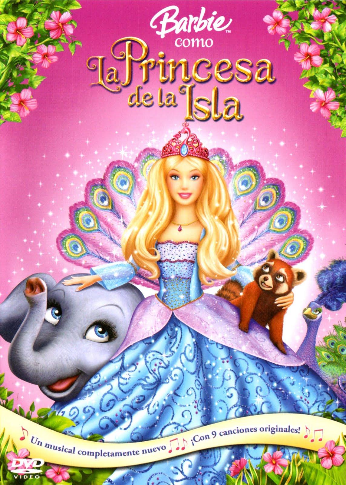 cine sinopsis y peliculas para descargar gratis: Barbie (Princesala princesa de la isla