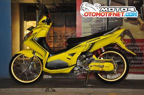 Muhammad Ichsan Modifikasi Yamaha Nouvo Z 2005