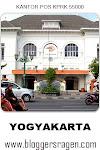 Foto kantor pos Yogyakarta