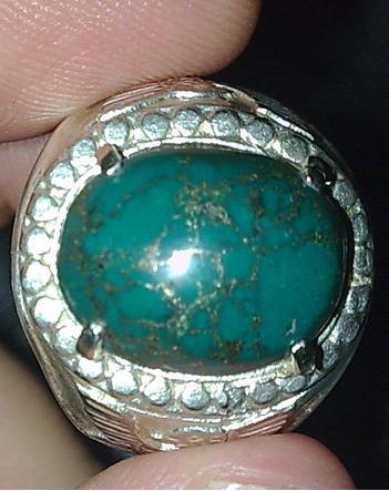 batu pirus hijau persia