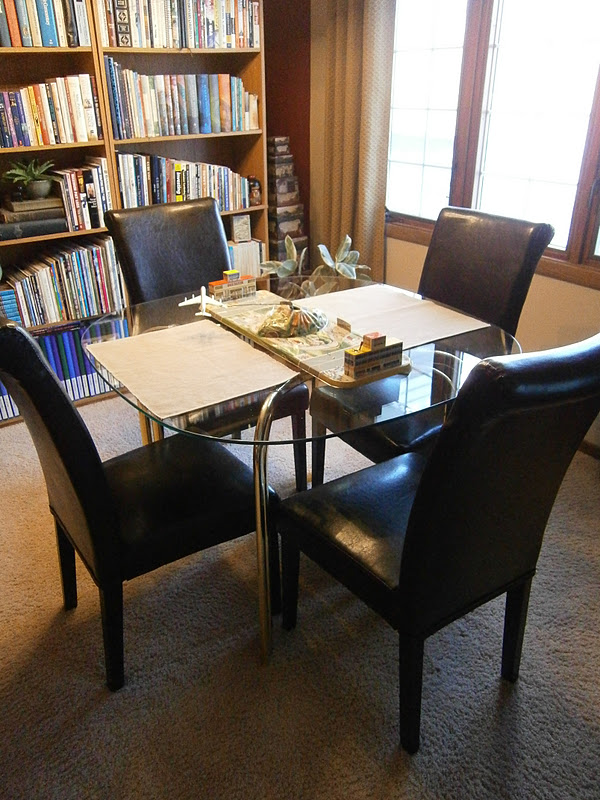 Snarky librarian dining room upgrade for Dining room upgrades