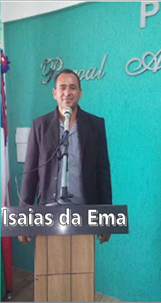 Vereador Isaias da Ema