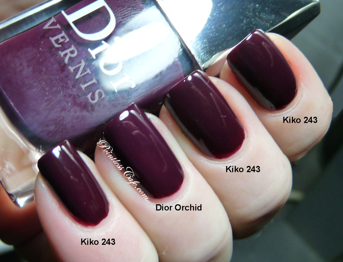 Dior Orchid Dupe? | Pointless Cafe