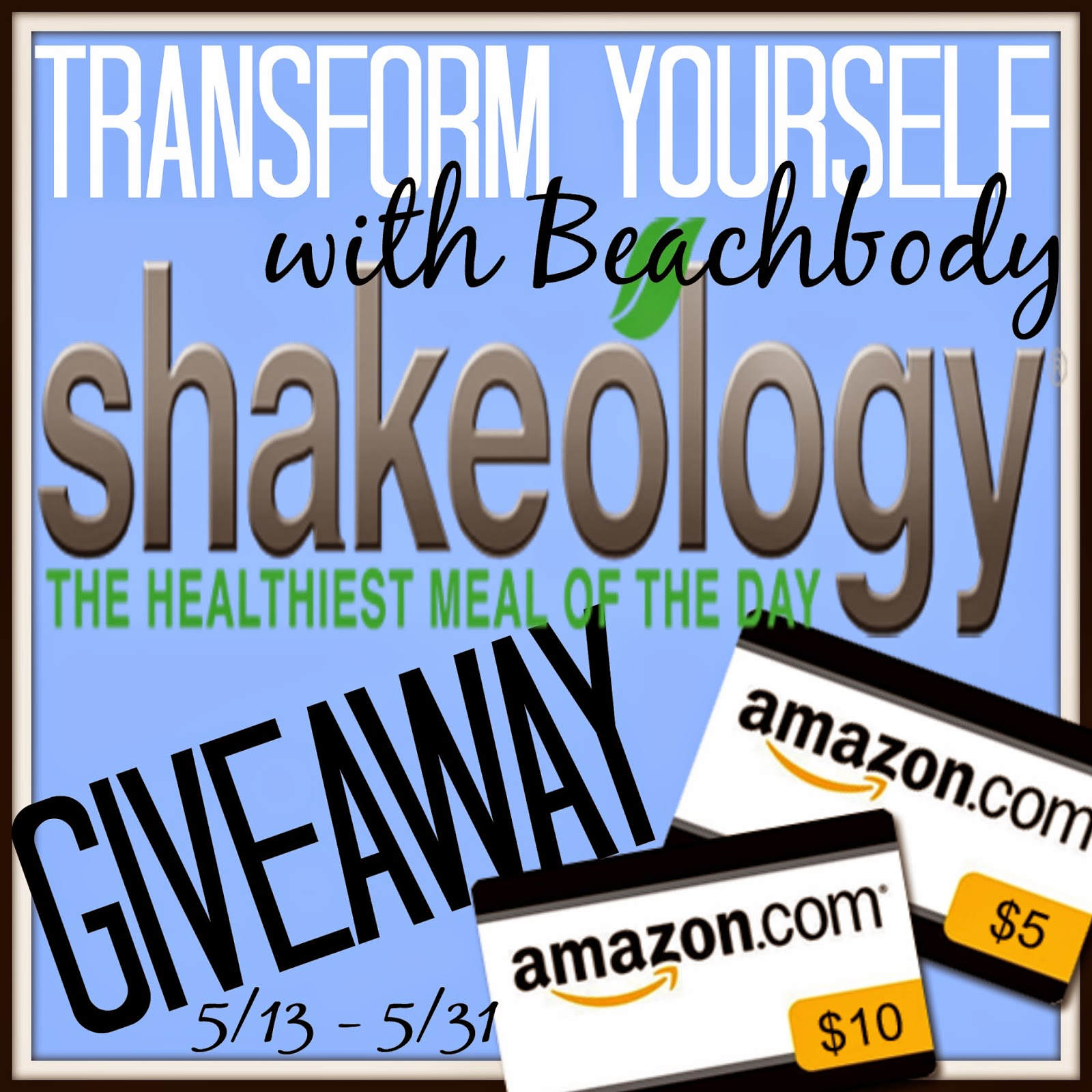Beachbody & Amazon Giveaway