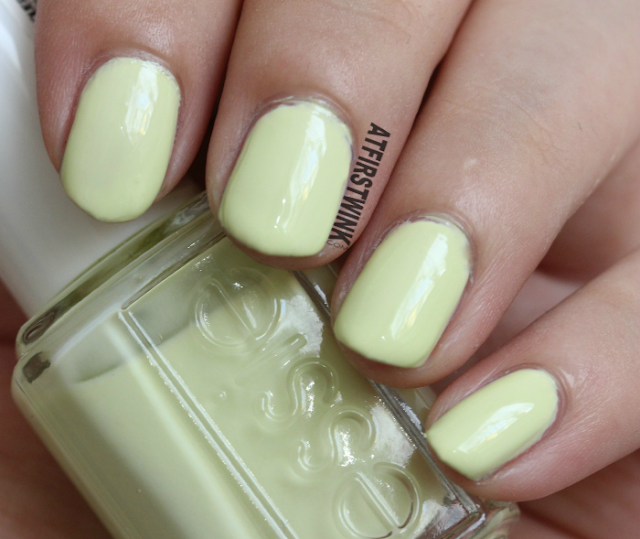 Essie summer 2015 chillato swatches