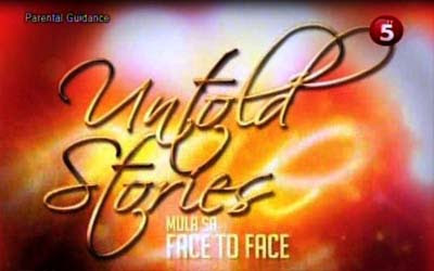 UNTOLD STORIES MULA SA FACE TO FACE - JULY 21, 2012 PART 1/4