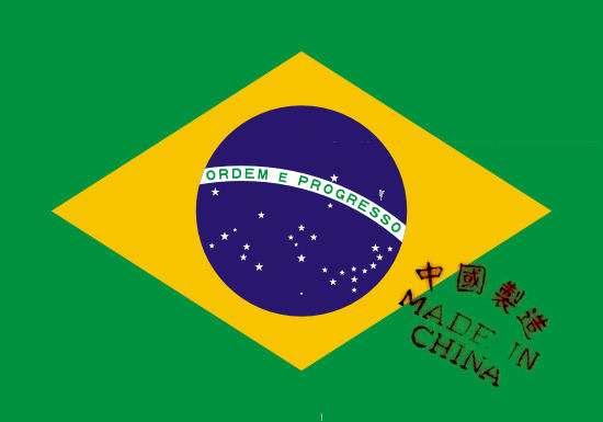 Rapidinhas: Brasil-China
