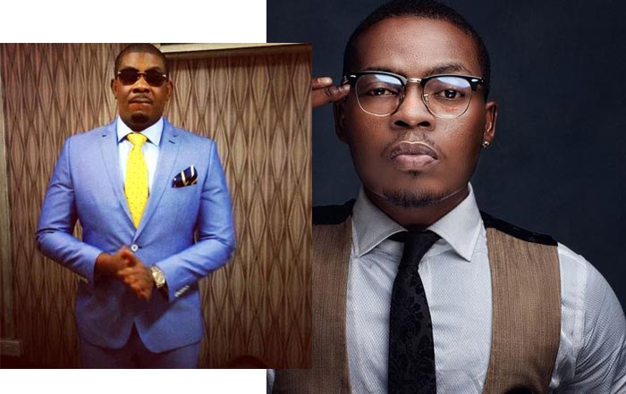 """#TheHeadies2015: Watch Olamide Say """"F^ck That Shit . Lil Kesh Is Our Next Rated"""", Don Jazzy Fires Back (Photos + Video)"""
