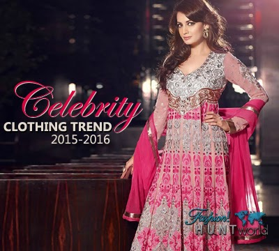 Celebrity Clothing Trend In Fashion 2015-2016
