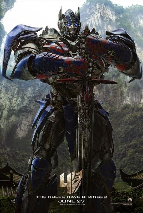 Ver Transformers 4: La era de la extinción (2014) Online