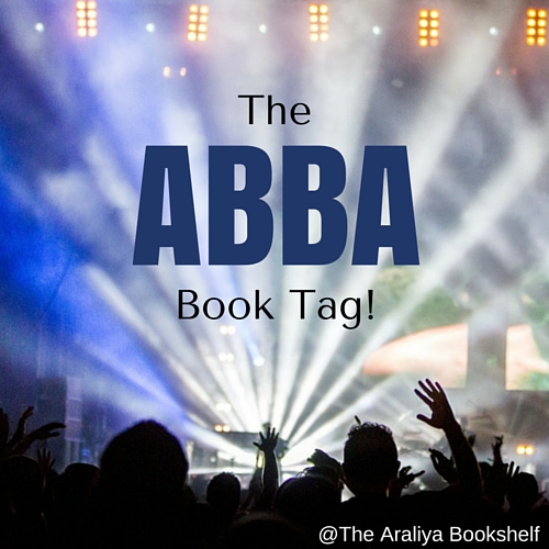 abba book tag concert stage lights crowd