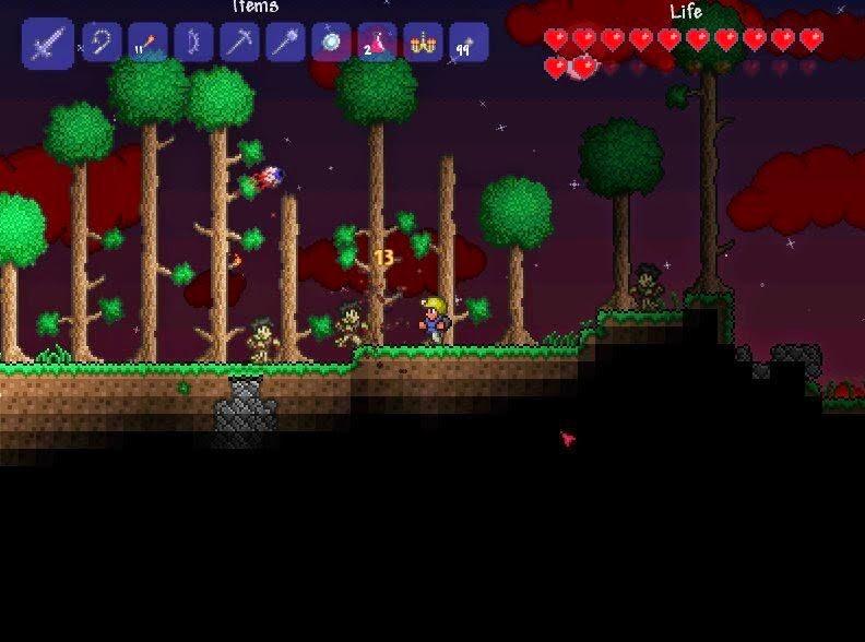 terraria full version apk free download