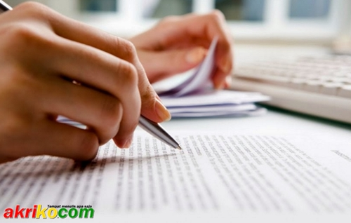 Contoh CV (Daftar Riwayat Hidup) yang Baik dan Benar