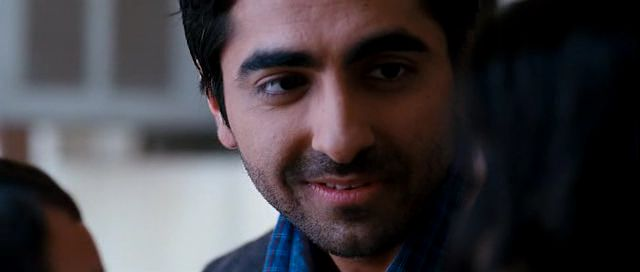 Screen Shot Of Hindi Movie Vicky Donor (2012) Download And Watch Online Free at worldfree4u.com