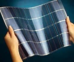 sliver solar vcell