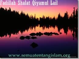 FADILLAH SHALAT QIYAMUL LAIL