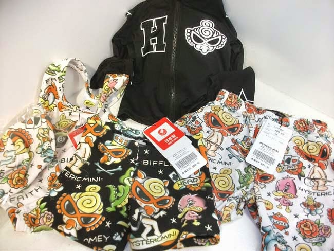 HYSTERIC MINI Swimsuit series (泳裝)