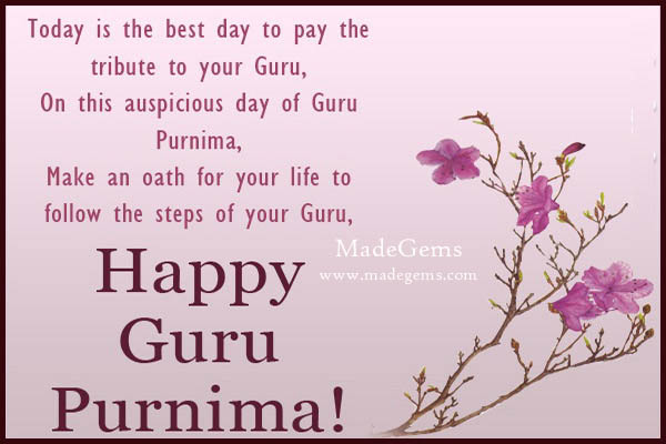 Guru Purnima Message Greetings Pictures
