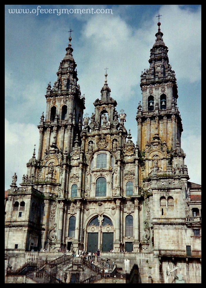Cathedra, Santiago de Compostela, Windows